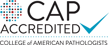 Clinical Labs of Hawaii is accredited by the College of American Pathologists